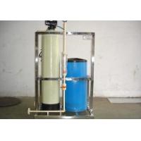更换锅炉软水器树脂|维修换热站软化水设备