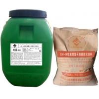 山东蓝盟|LM水性聚酯复合防腐防水涂料用于污水处理厂防腐防水