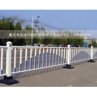 锌钢喷涂道路护栏,阳台栏杆围栏,重庆海航首先q