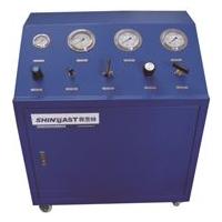 高压物理发泡氮气(二氧化碳)增压充气设备