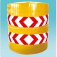 专业的玻璃钢防撞桶 【厂家直销】泉州市最便宜的玻璃钢防撞桶