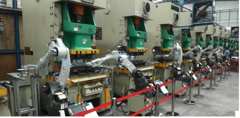 冲压自动化机器人,折弯搬运机械手