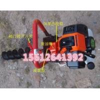 地钻机器东北冻土打土挖坑打坑机配件(图)