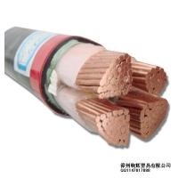 铜芯聚乙烯阻燃低烟无卤环保电力电缆