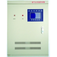 智能电气火灾监控系统中央主机