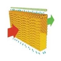 养殖风机水帘//降温水帘//高密度湿帘纸芯//降温设备
