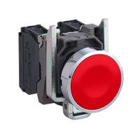 施耐德XB4BA42按钮开关