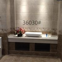 不透水镜面厨卫大理石内墙瓷砖厂家批发36030