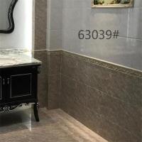 镜面不透水内墙砖大理石纹瓷砖厂家批发热销63039