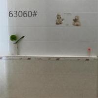广东厨卫内墙砖不透水镜面瓷砖猛龙一号63060