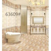 佛山内墙砖高档镜面布纹仿古格子内墙瓷砖63609