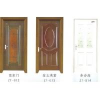 锃泰套装室内门——钢木门系列4