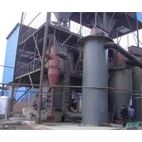 节能型煤气发生炉原理