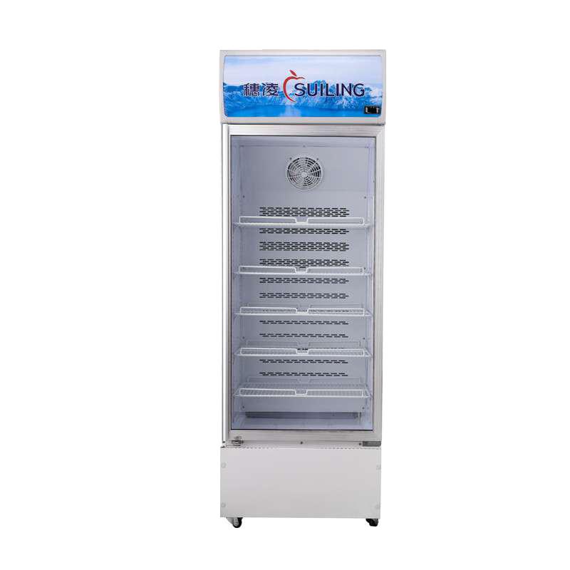 穗凌 LG4-273LW 立式无霜风冷展示冰柜冷藏保鲜陈列柜
