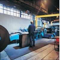 德国高端环保地垫 重工业耐脏防油地垫