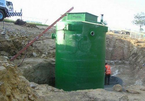 一体化市政排水预制泵站 应用范围广适应性强