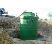 一体化提升泵站/玻璃钢环保材质
