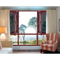 供应铝合金断桥窗纱一体隔热平开窗、铝合金门窗