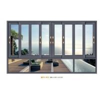铝合金门窗推拉窗 客厅厨房铝合金推拉窗