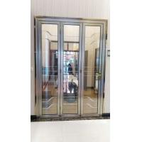 铝合金大折叠门、无下轨大折叠门、有轨大折叠门