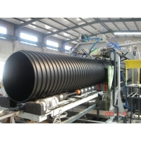 西安厂家供应HDPE钢带增强螺旋波纹管电话