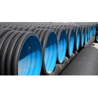 西安厂家供应辉腾HDPE双壁波纹管**新批发价格