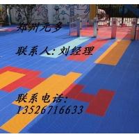 防滑耐磨幼儿园专用塑胶地板  YD-2013