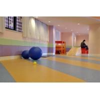 塑胶地板  幼儿园地板