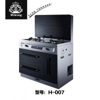 帝王电器-集成环保灶  H-007