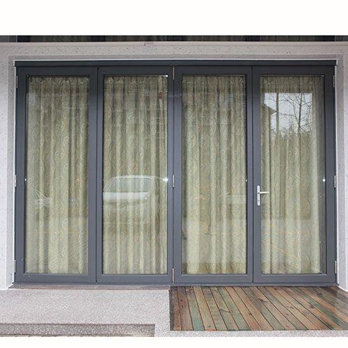 12博-深灰色折叠门