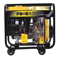带水泵3KW柴油发电机YT3800X