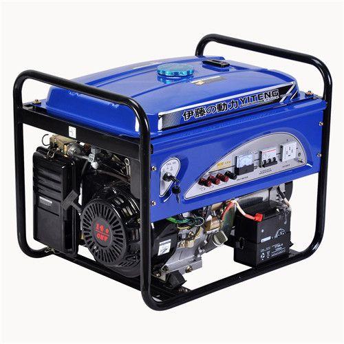 8KW三相汽油发电机|低油耗汽油发电机