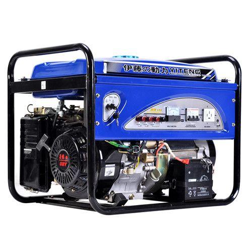 7.5KW永磁汽油发电机价格 参数