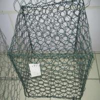 格宾石笼网 镀锌材质石笼网