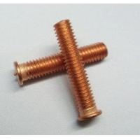 碳钢镀铜 不锈钢304焊接螺钉M3-M8