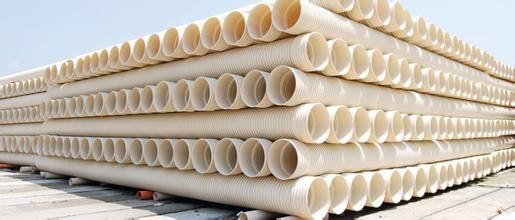 UPVC 双壁 波纹管 穿线管 保护管 排水管 排污管