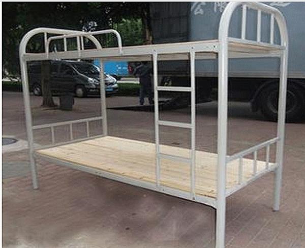 钢制双层床学生宿舍双层床员工上下铺钢床