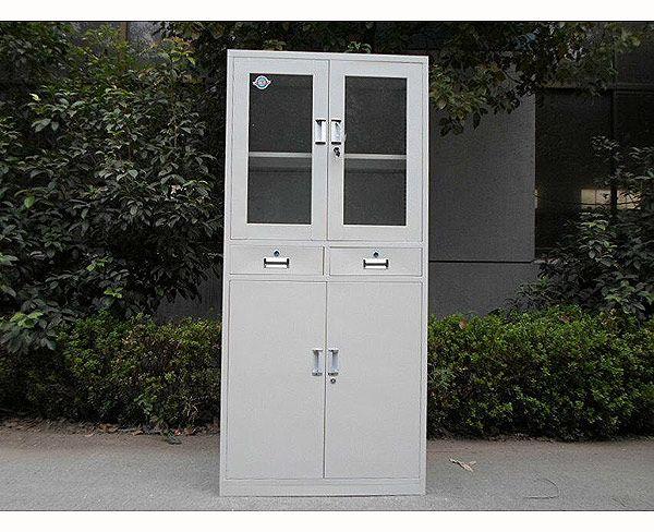 不锈钢文件柜办公室文件柜资料柜铁皮文件柜