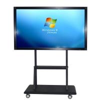 智能会议平板触控一体机无线投屏会议电视机