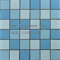 泳池马赛克25规格蓝色系列K144