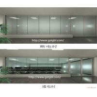 智能调光玻璃通电调光玻璃雾化调光玻璃