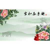 南京3D背景-玉雕系列