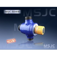 MSJC大型管道恒温混合阀