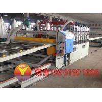 PVC塑料发泡建筑模板生产线