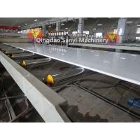 PVC塑料结皮发泡建筑模板生产线