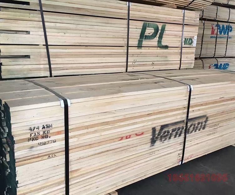 美国白橡木销售 高基斯白橡木材