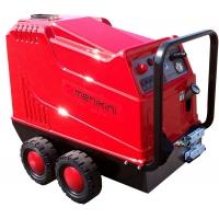 适用于市政环卫保洁行业清洁消毒的意大利原装进口高温蒸汽清洗机