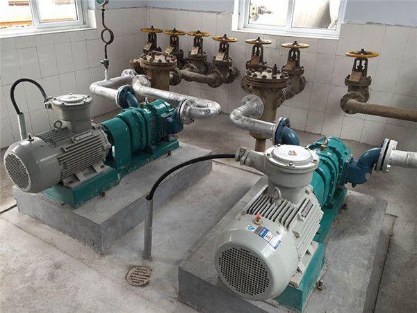 [北京凸轮转子泵]出售含油污泥提升泵