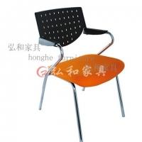 布面阅览椅 办公椅 软座电脑室椅 扪布职员椅 塑料靠背椅