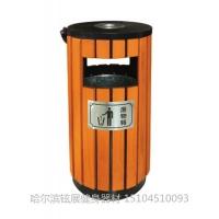 街道垃圾箱-园林垃圾箱